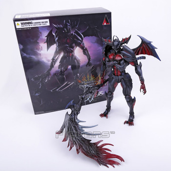 SQUARE ENIX PlayArts KAI Monster Hunter 4 ULTIMATE PVC Action Figure Koleksiyon Model Oyuncak 27 cm